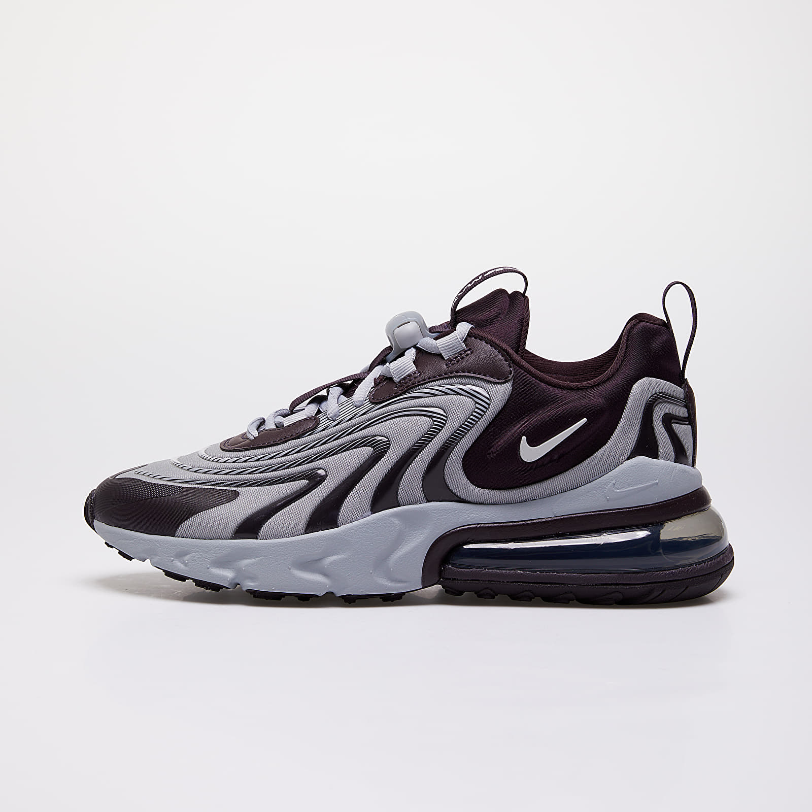 Nike W Air Max 270 React Eng Burgundy Ash Lt Smoke Grey Burgundy Ash | Footshop