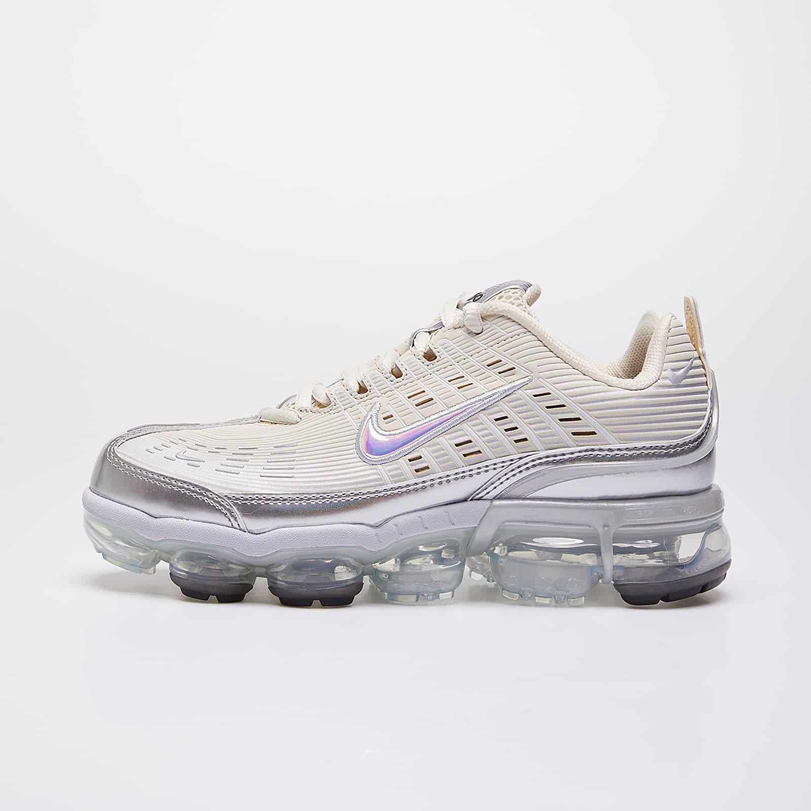 Women's shoes Nike W Air Vapormax 360 Fossil/ Metallic Silver-Black