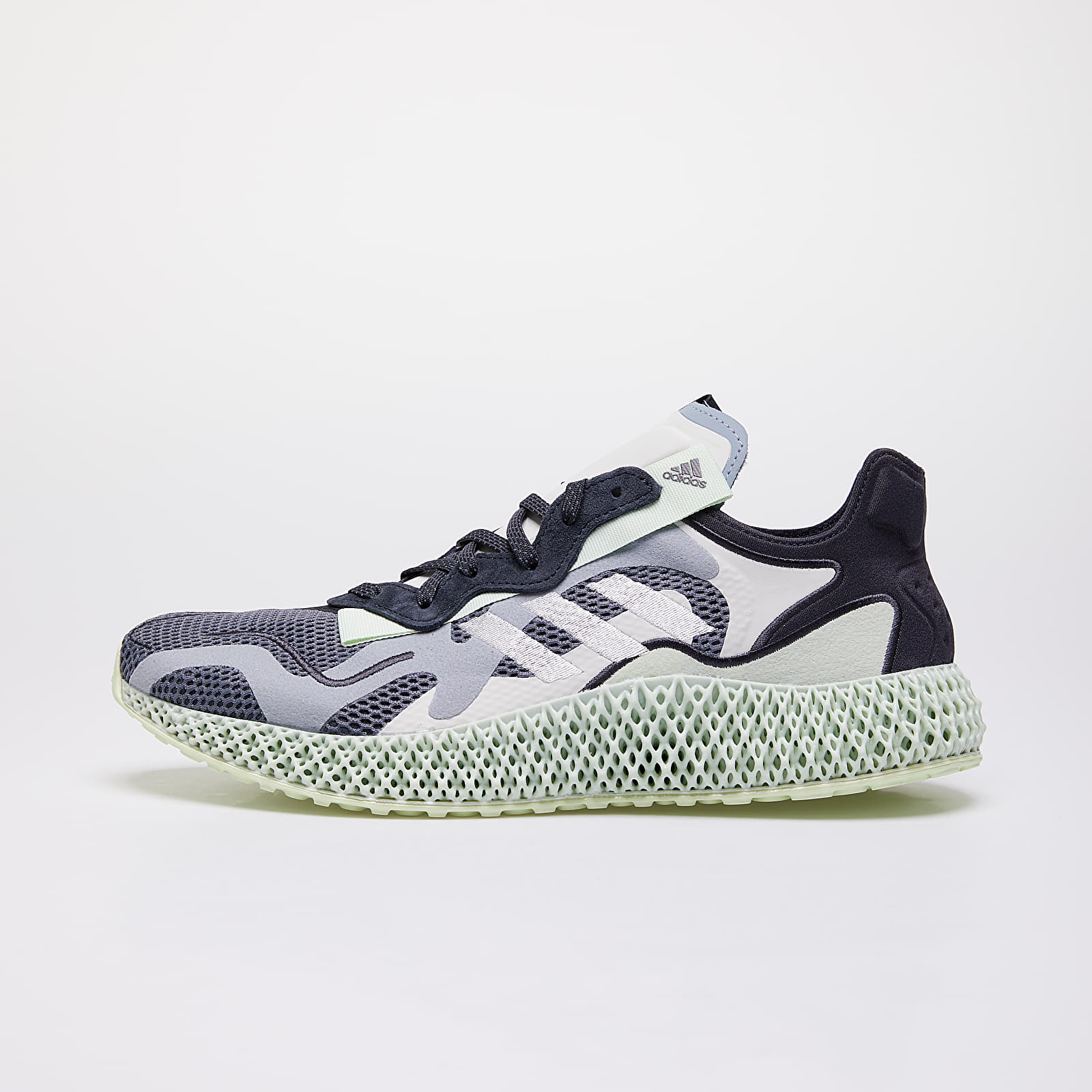 Chaussures et baskets homme adidas Consortium Runner EVO 4D Onix/ White/ Light Green