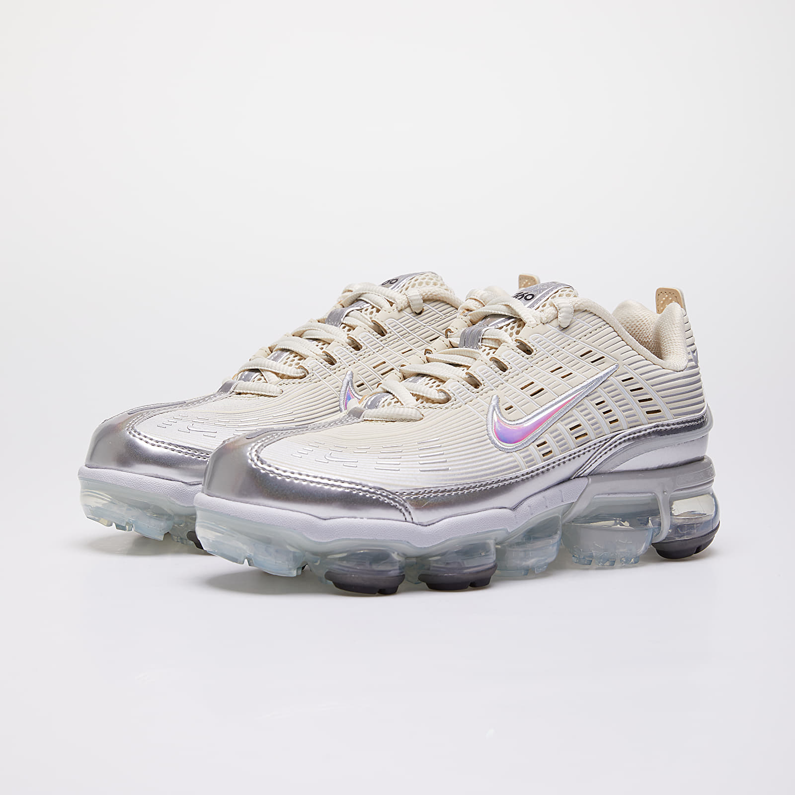 Nike W Air Vapormax 360 Fossil/ Metallic Silver-Black | Footshop