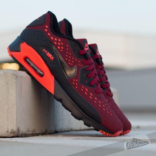 Nike Air Max 90 Ultra BR Team RedBlack Bright Crimson