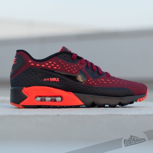Nike Air Max 90 Ultra BR Team RedBlack Bright Crimson | Footshop