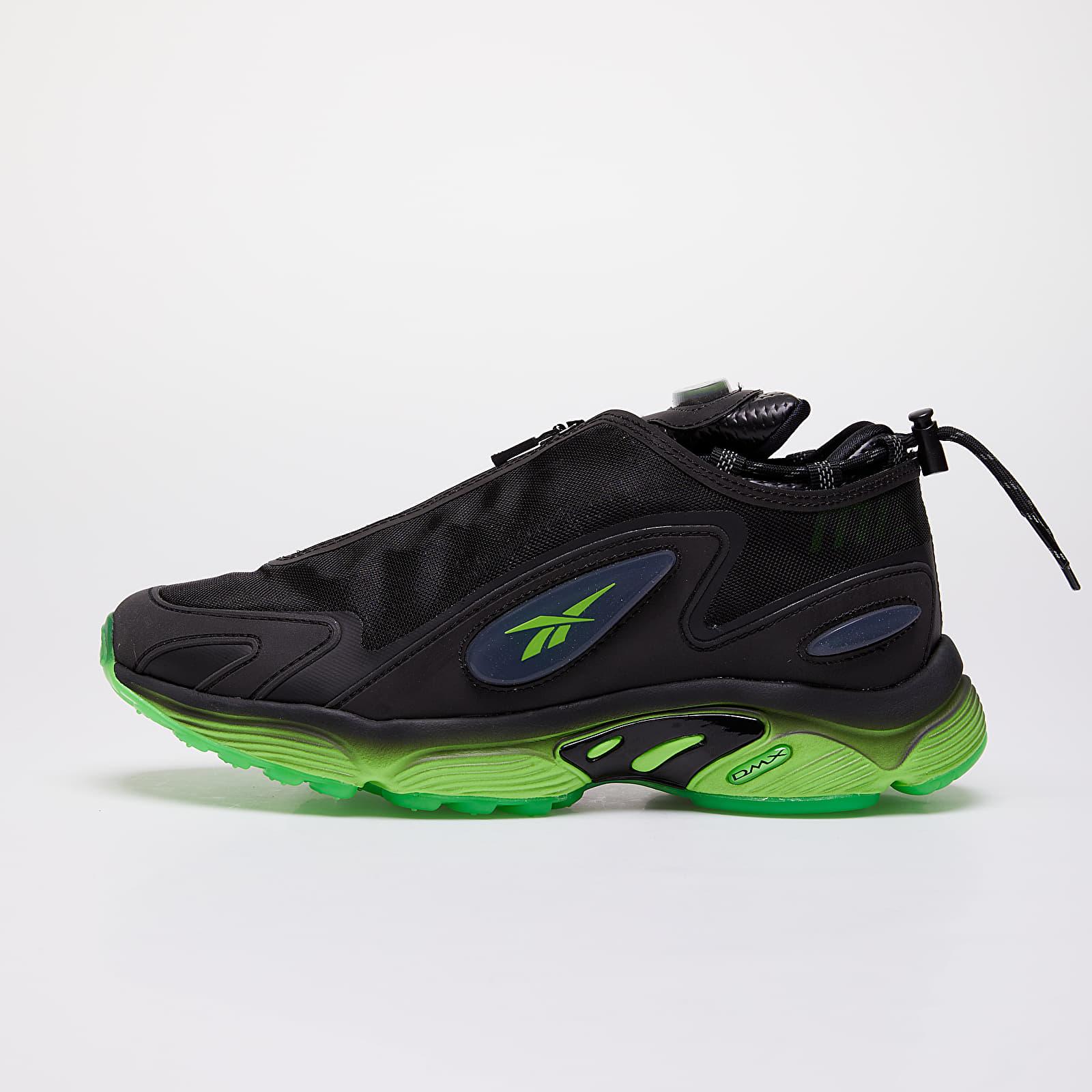 Férfi cipők Reebok x MISBHV Daytona DMX Black/ Black/ Solar Green