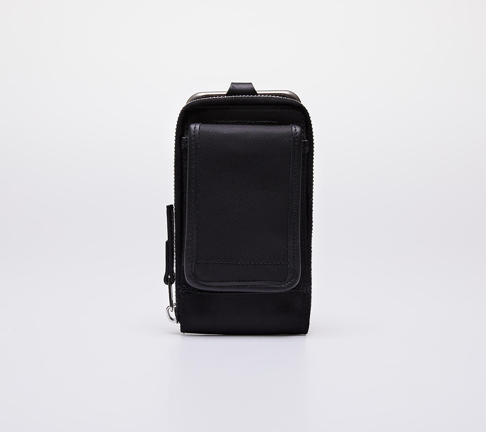 Rick Owens DRKSHDW Flat Clip-On Pocket Black univerzální
