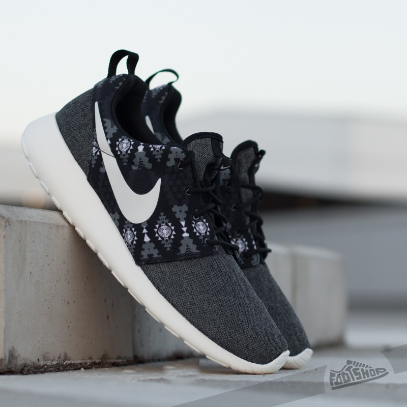 the best attitude e6fca a2328 Nike Roshe One Print BlackSail-Anthracite-Cool Grey