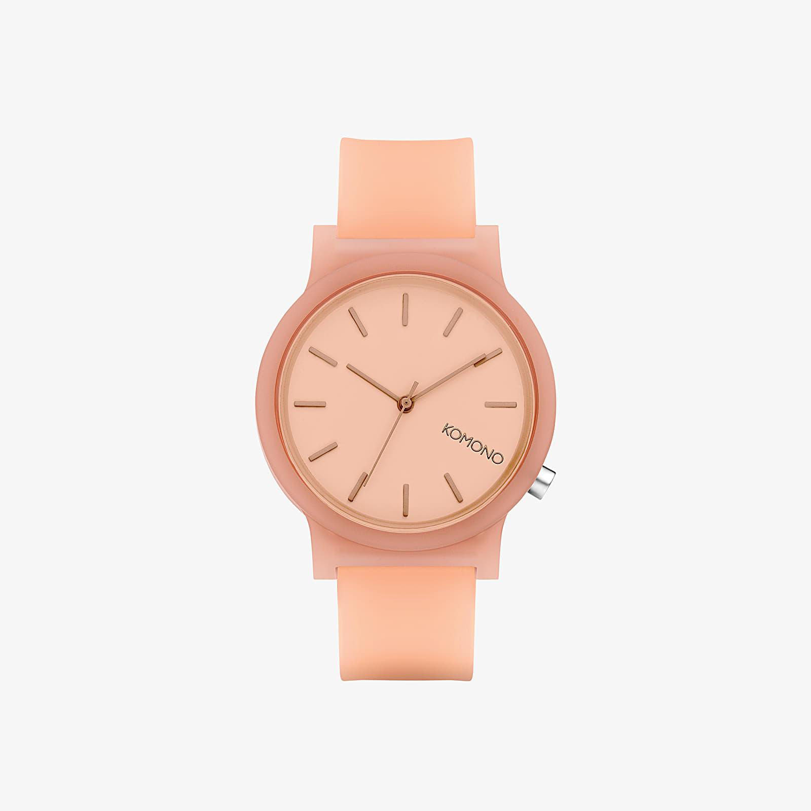 Watches KOMONO Mono Watch Blush