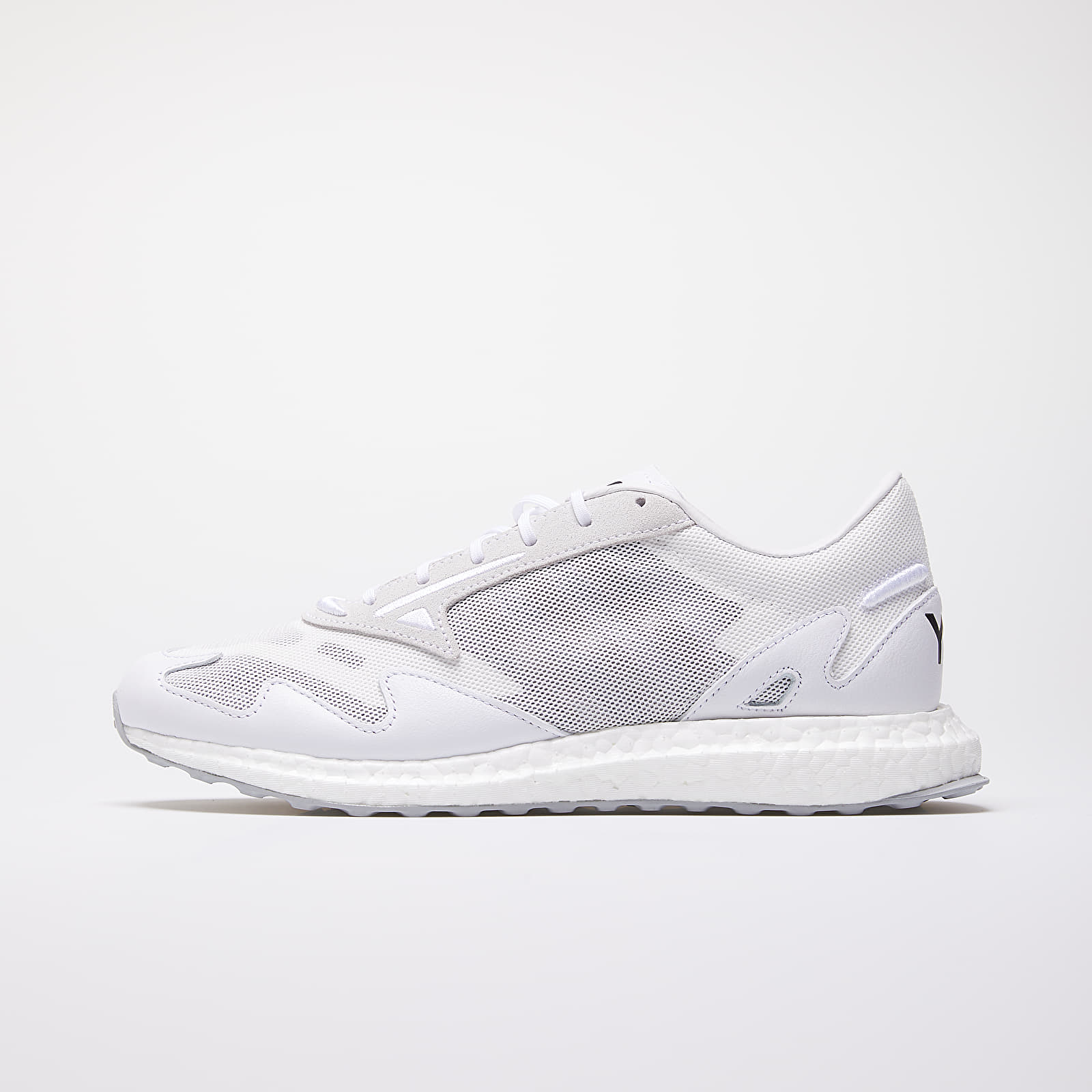 Men's shoes Y-3 Rhisu Run Ftw White/ Black/ Ftw White