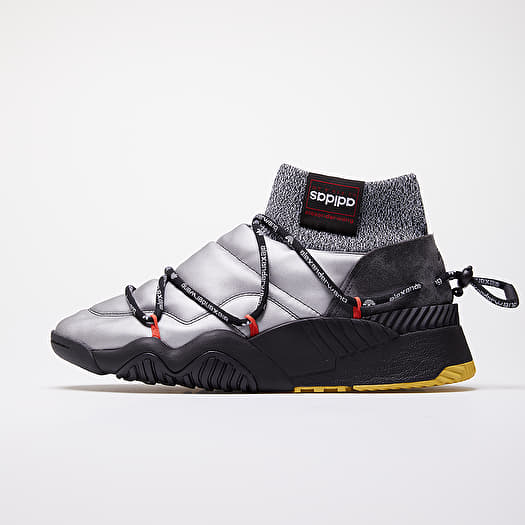 adidas x Alexander Wang Puff Trainer Matte Silver/ Matte Silver/ Core Black | Footshop