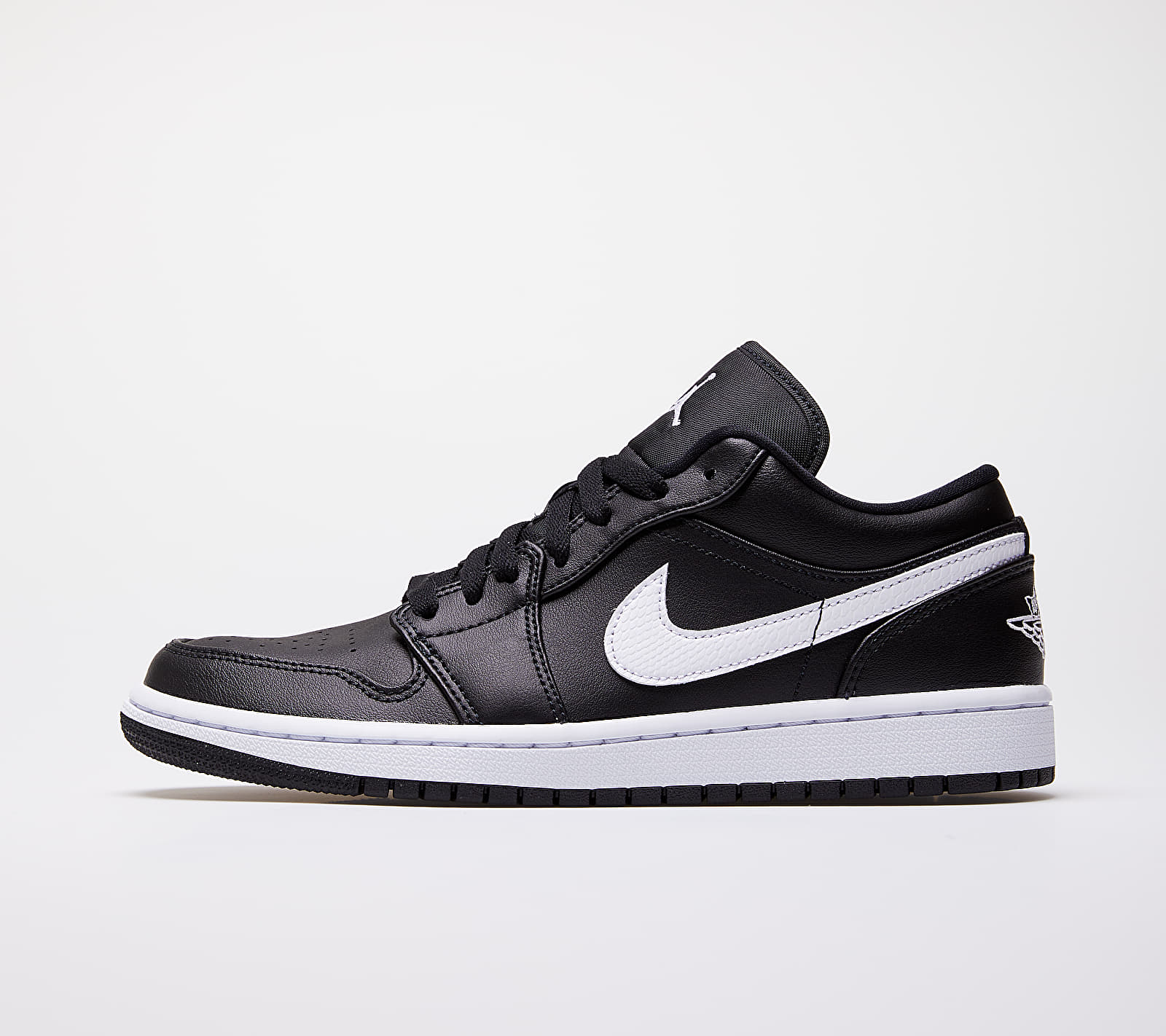 Jordan Wmns Air 1 Low Black/ White-White EUR 36.5
