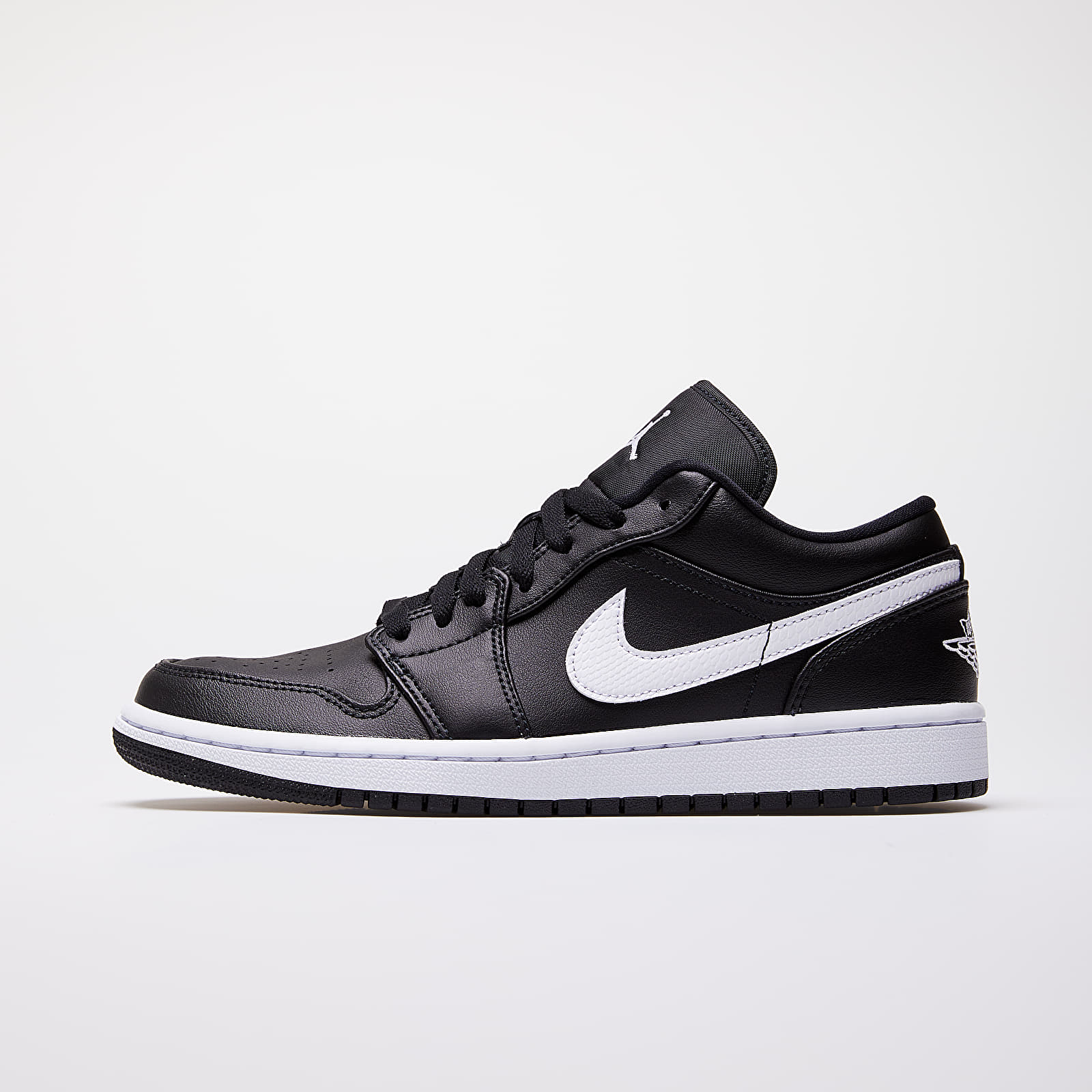 Women's shoes Jordan Wmns Air 1 Low Black/ White-White