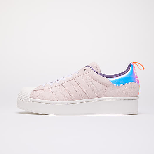 buena reputación diseño unico mirada detallada adidas Superstar Bold W Ftwr White/ Signal Coral/ Icey Pink F17