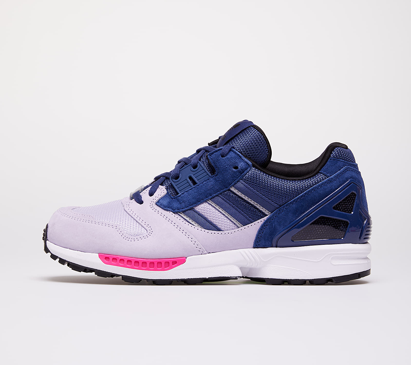 adidas ZX 8000 W Purple Tint/ Tech Indigo/ Core Black 1