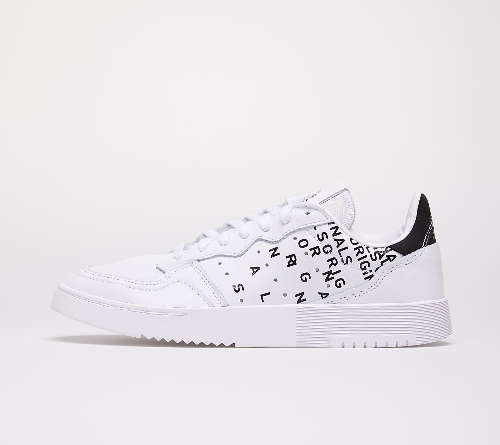 adidas Supercourt W Ftw White/ Ftw White/ Core Black 1