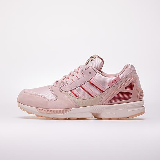Departamento Marte Collar  Men's shoes adidas ZX 8000 Ice Pink/ Glow Red/ Vapor Pink   Footshop