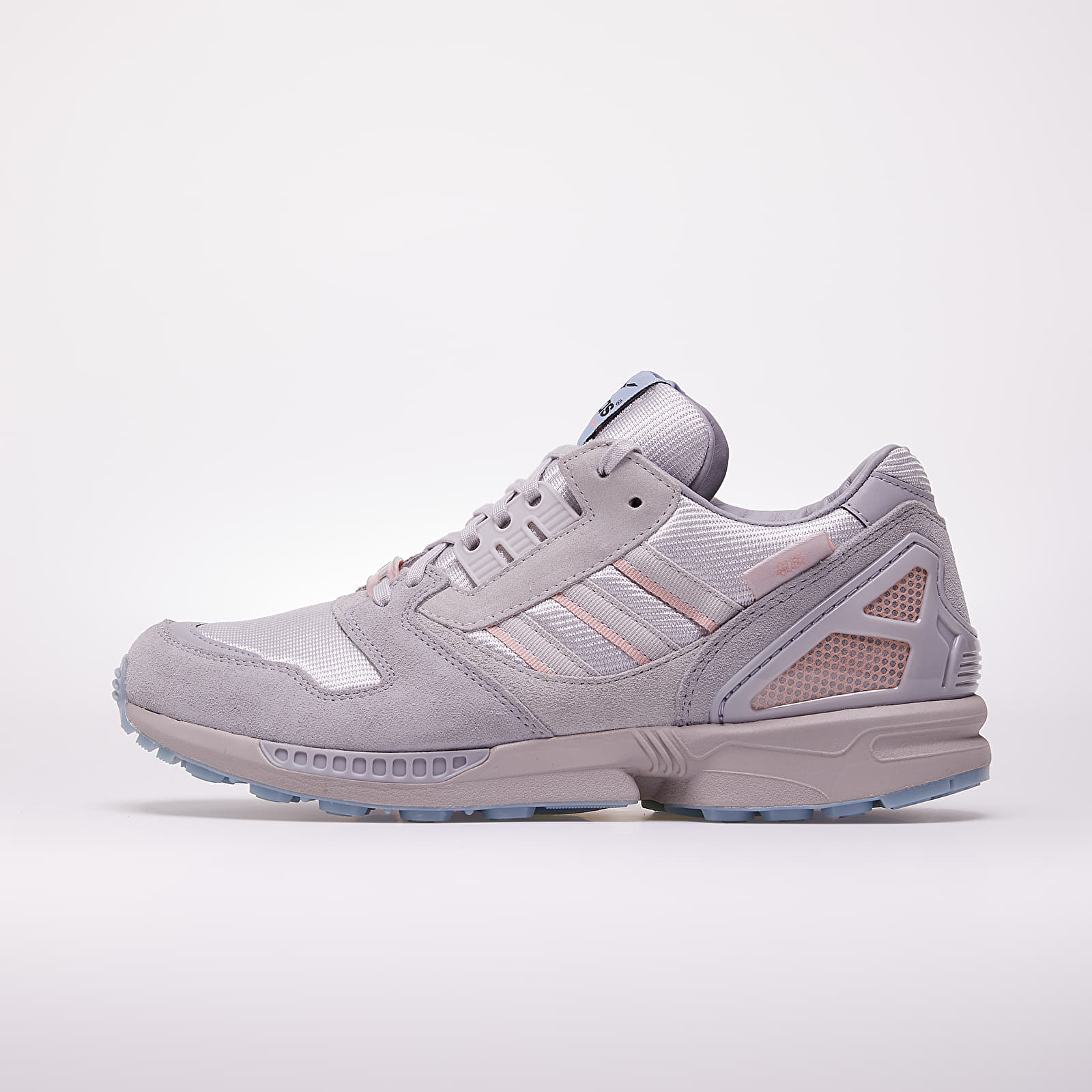 Men's shoes adidas ZX 8000 Grey One/ Vapor Pink/ Grey Two