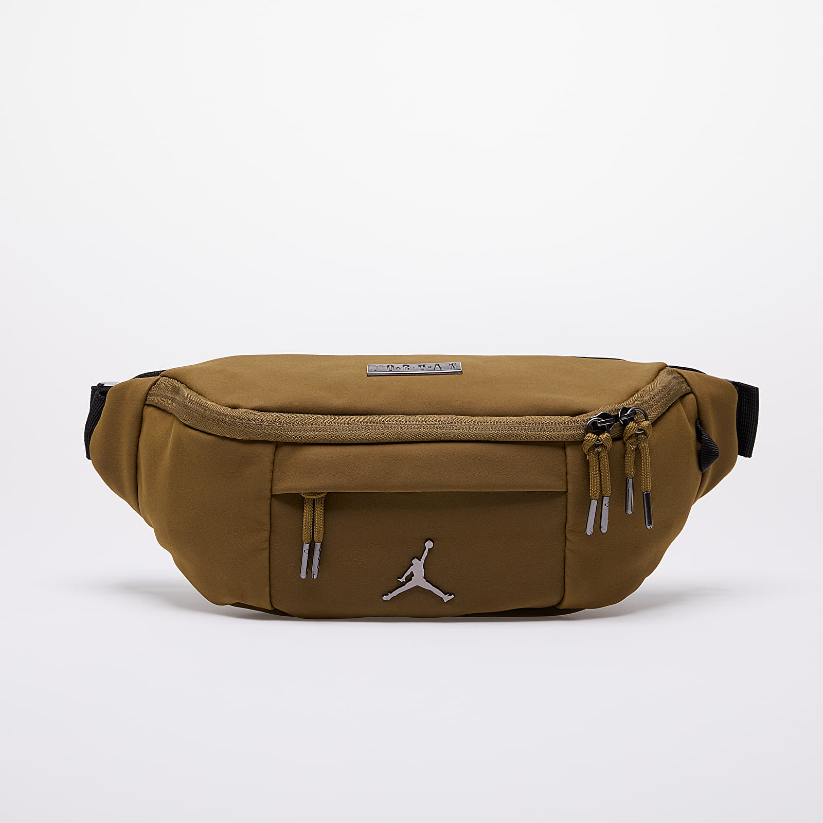 Waist bags Jordan Suede Air Crossbody Bag Olive Flak