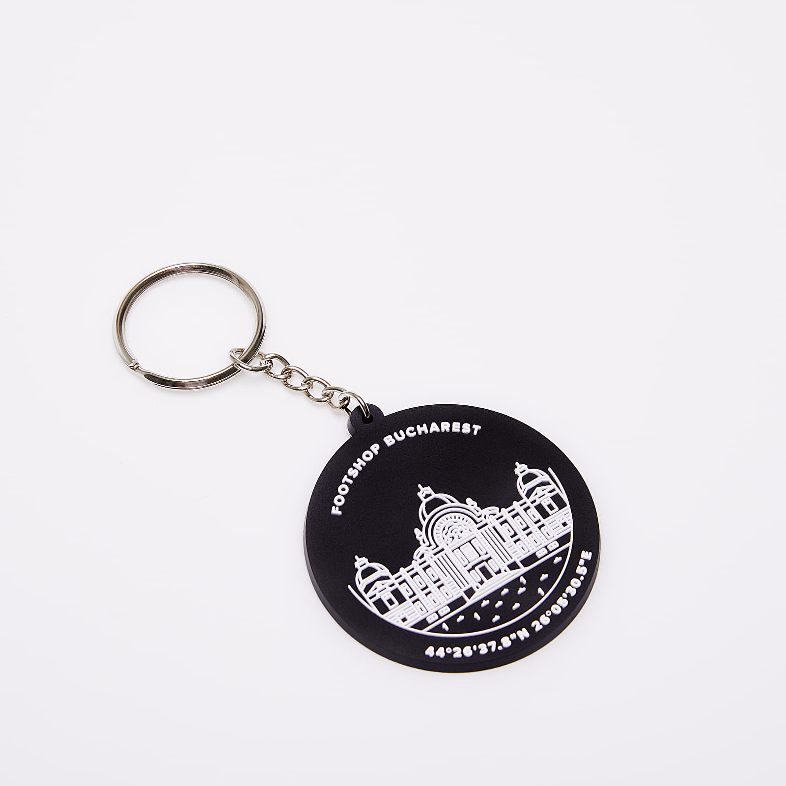 Other Footshop Bucharest Keychain Black