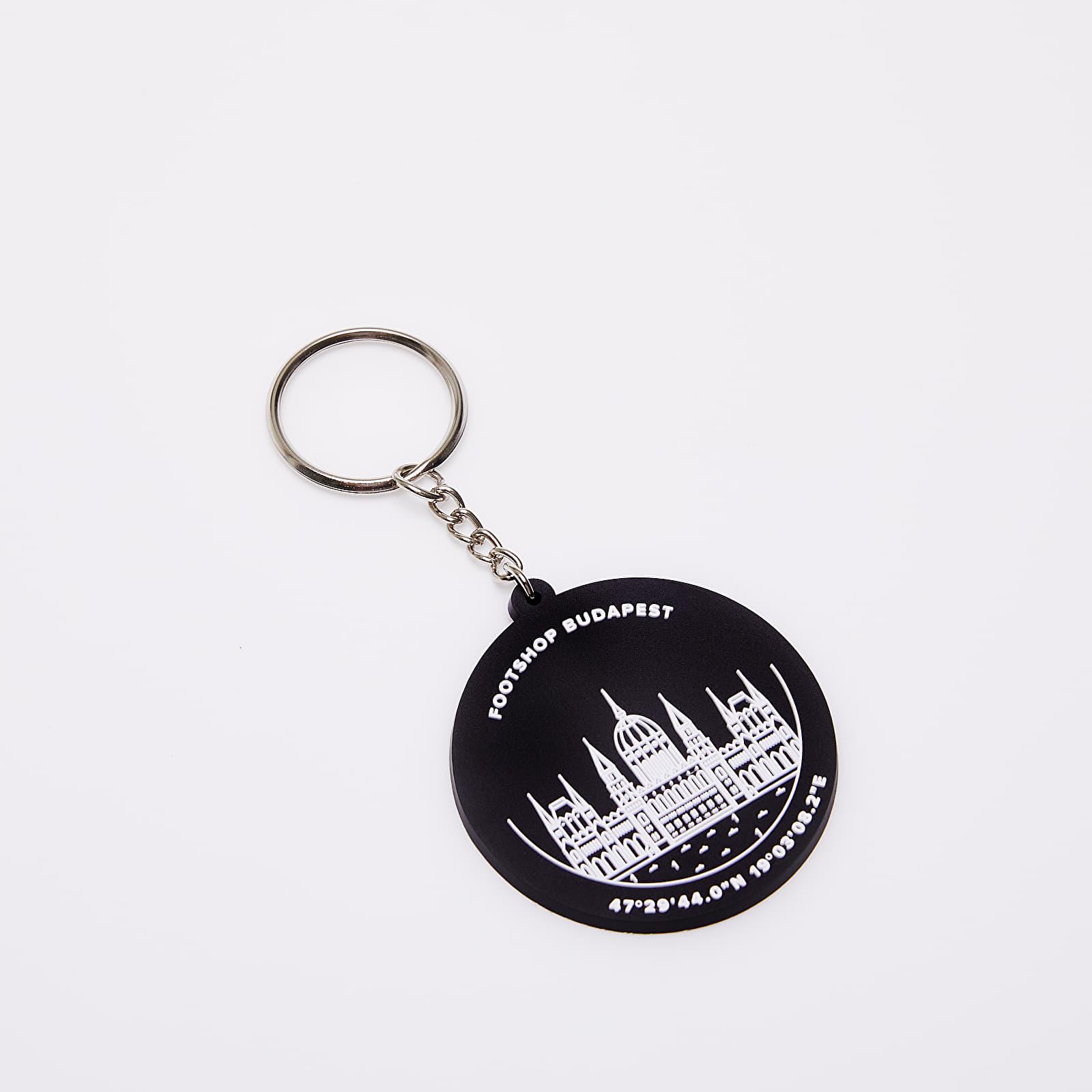 Other Footshop Budapest Keychain Black