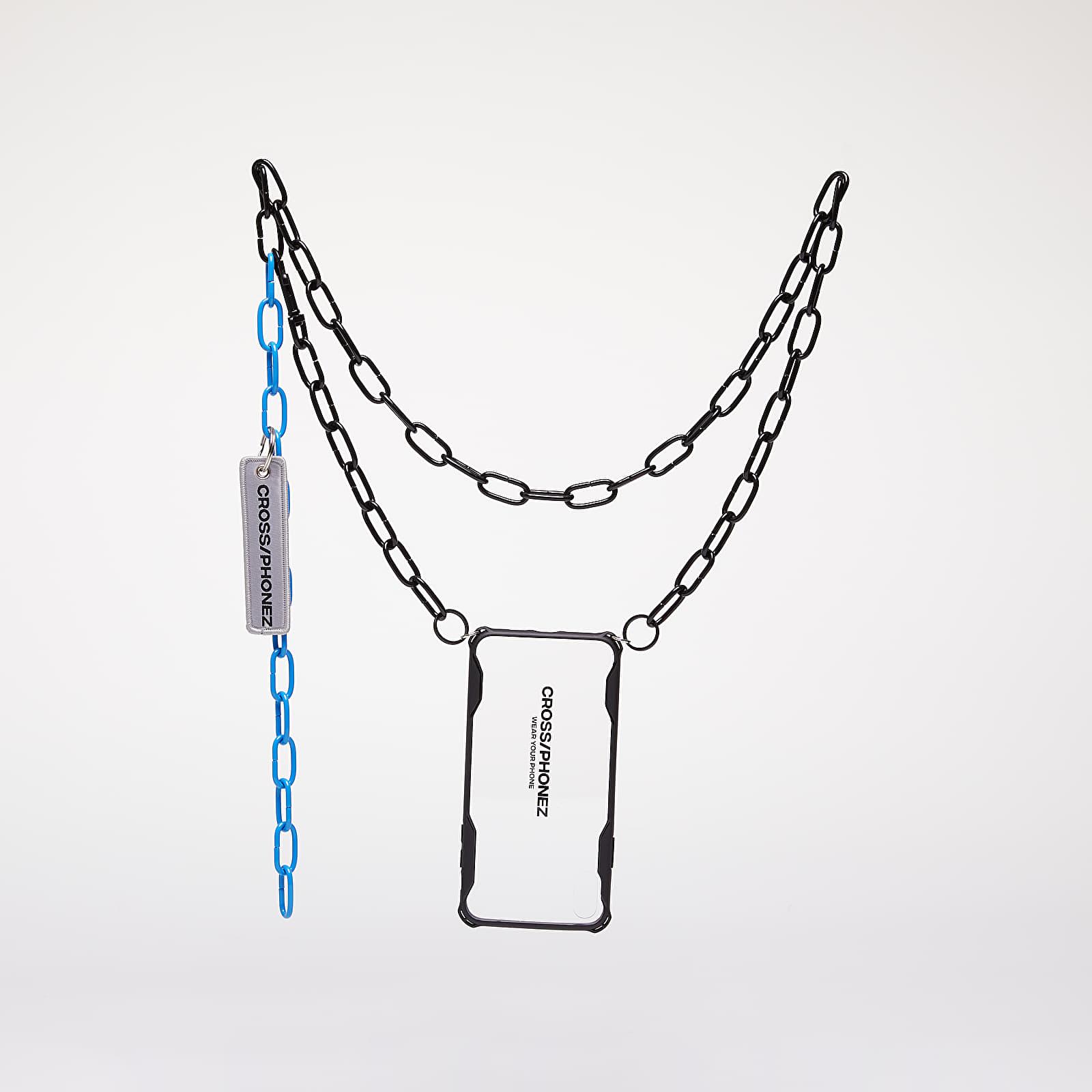 Accessoires CROSS/PHONEZ Crossphone Chain Black Sky Blue