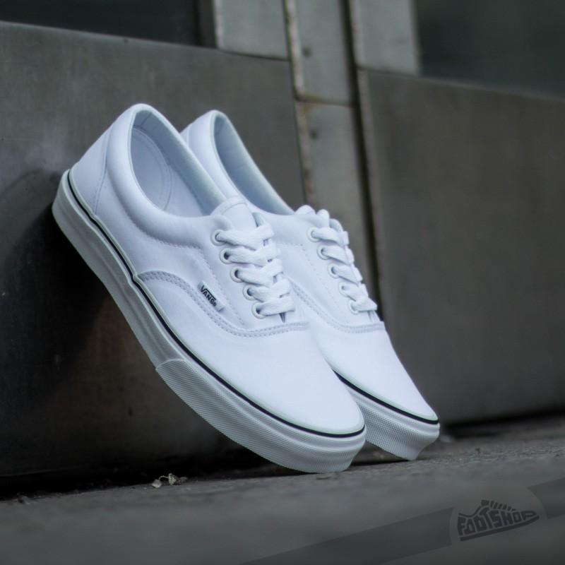 ccf00c59c367 Vans ERA True White