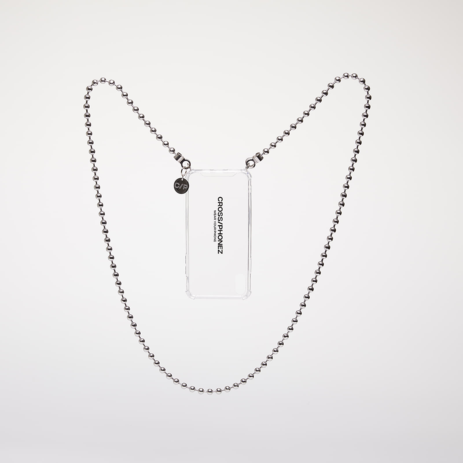 Accessories CROSS/PHONEZ Crossphone Chain Silvertone