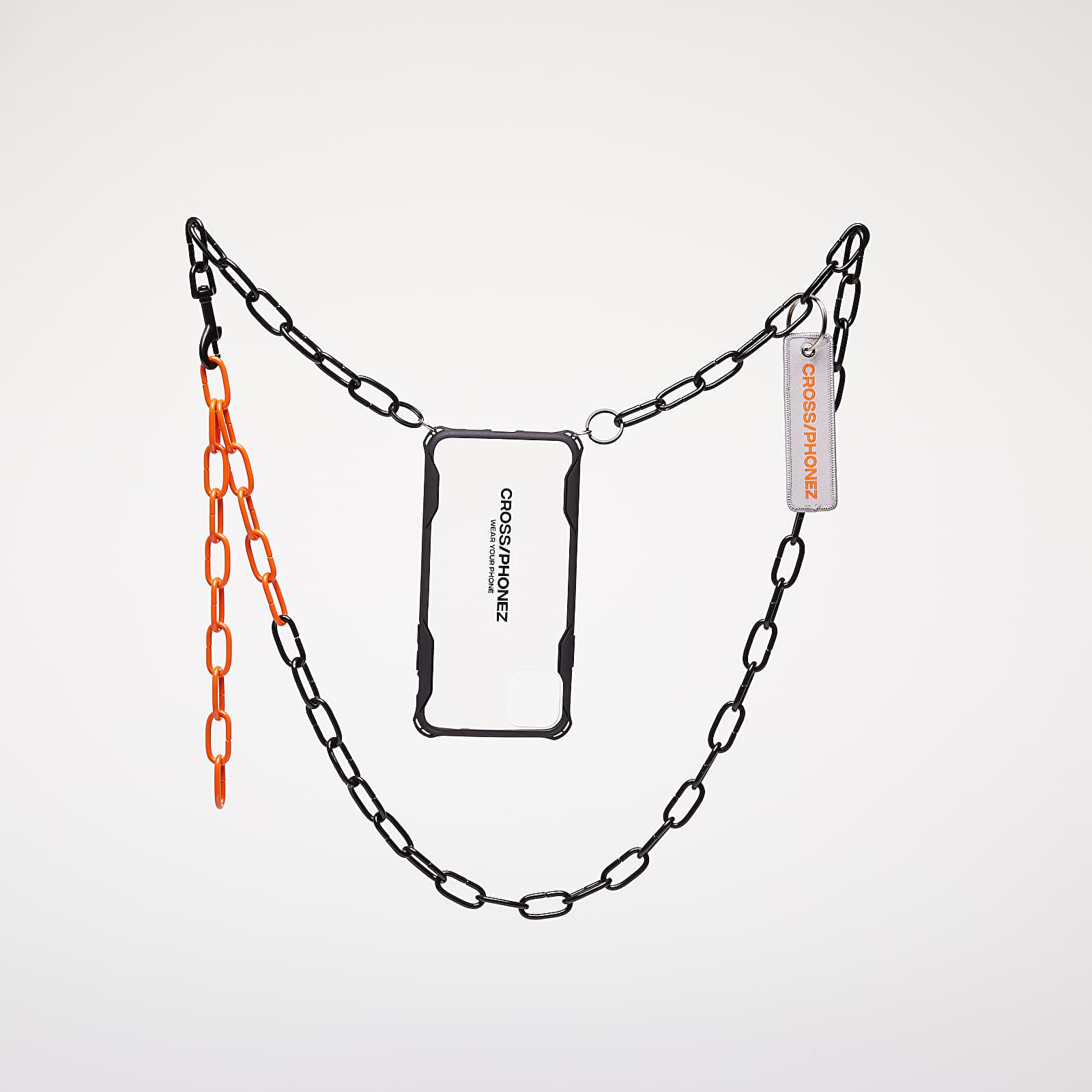 Accesorios CROSS/PHONEZ Crossphone Chain Black/ Orange