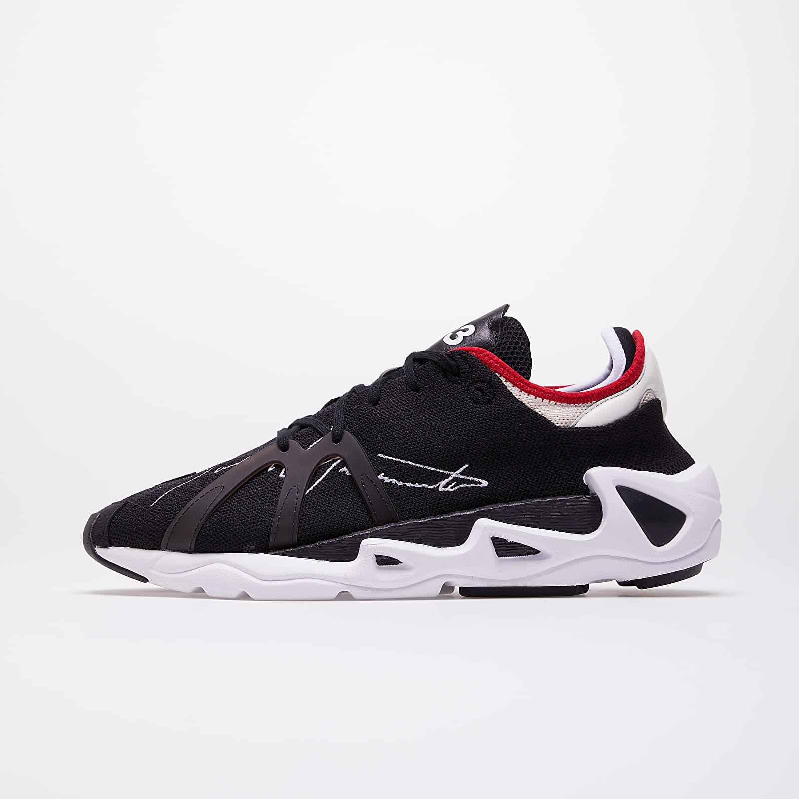 Men's shoes Y-3 FYW S-97 Black-Y3/ Ftwr White/ Black-Y3