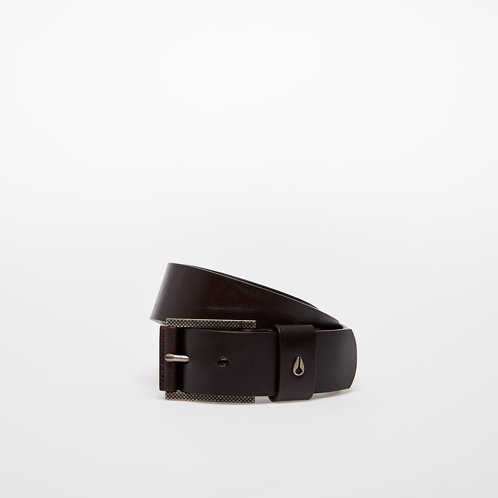 Opasky Nixon Americana Belt II Dark Brown