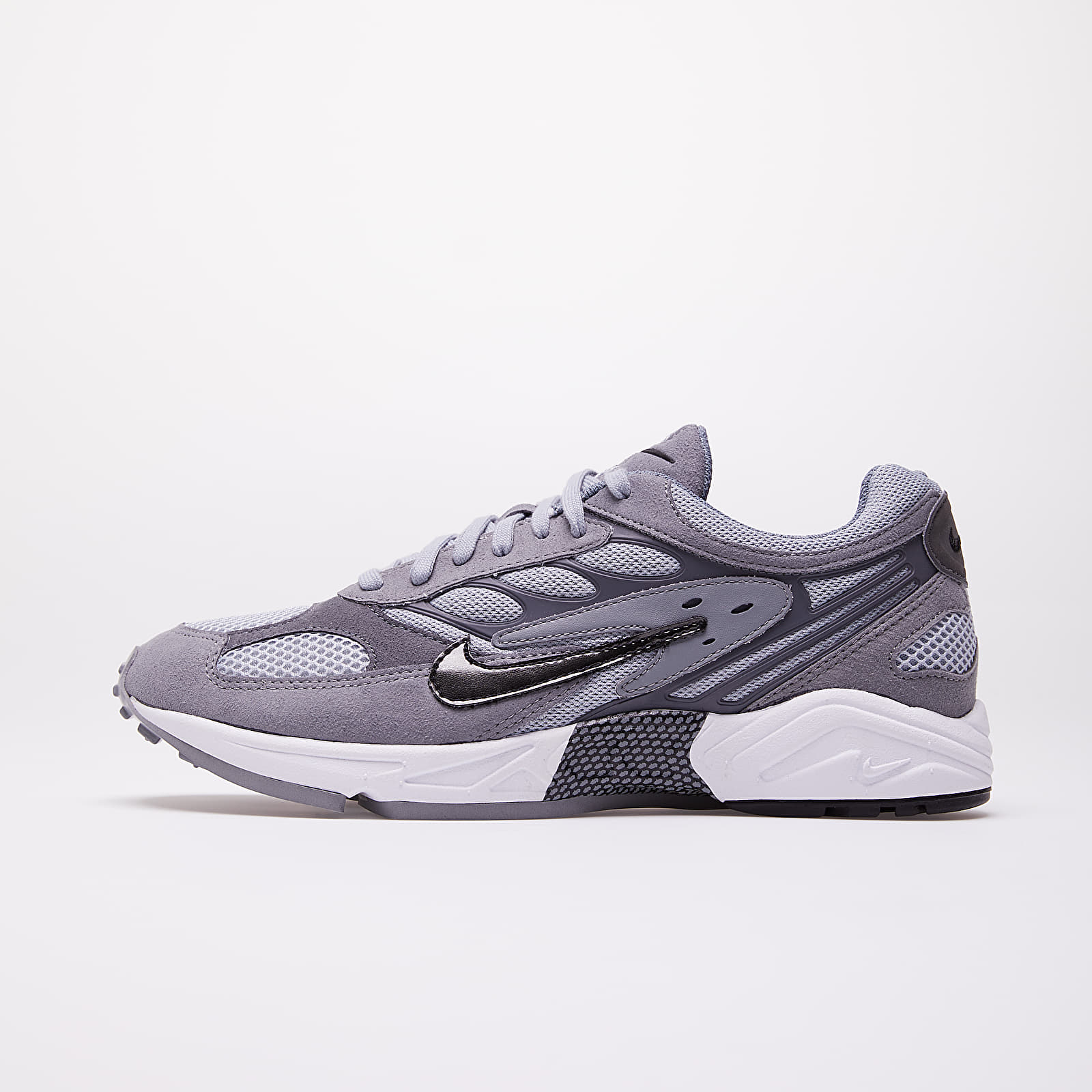 Férfi cipők Nike Air Ghost Racer Cool Grey/ Black-Wolf Grey-Dark Grey