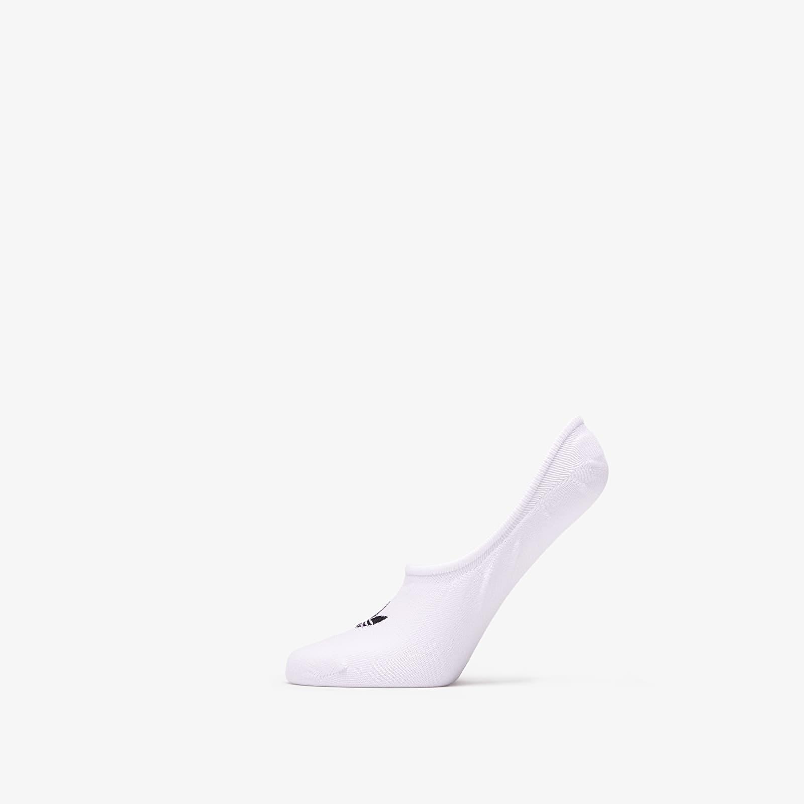 Neviditelné ponožky adidas Low Cut Socks 3Pack White