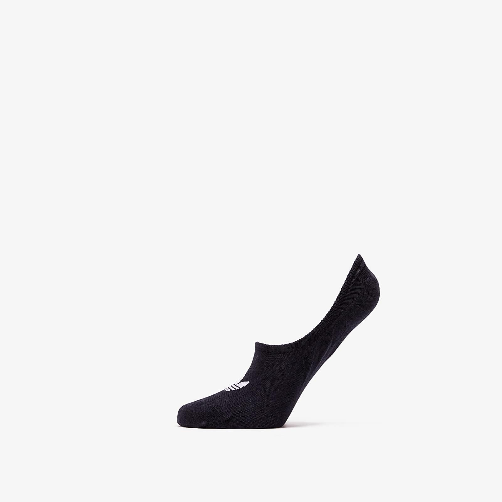 Ponožky adidas Low Cut Socks 3Pack Black