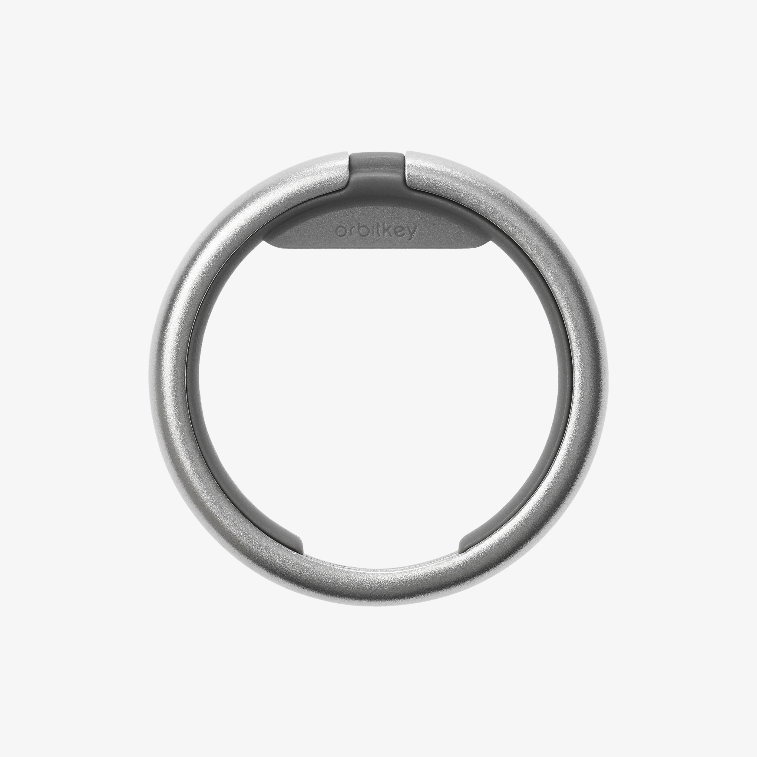 Modische Accessoires Orbitkey Ring Charcoal