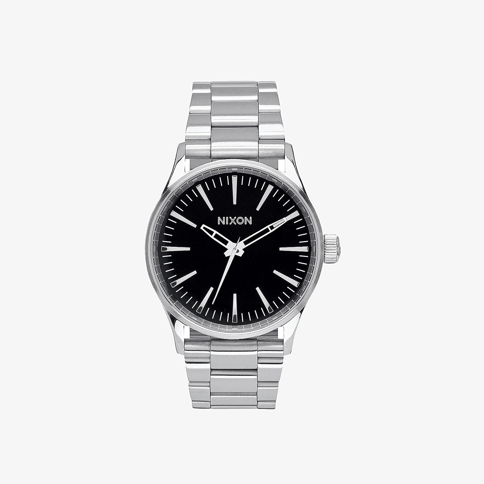 Watches Nixon Sentry 38 SS Watch Silver
