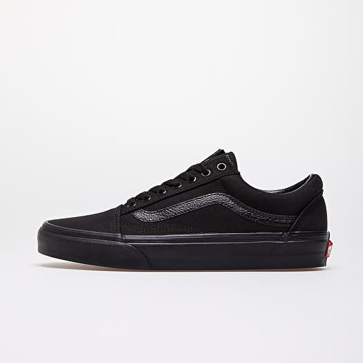 Desfavorable proporcionar bolsillo  Men's shoes Vans Old Skool Black/ Black   Footshop