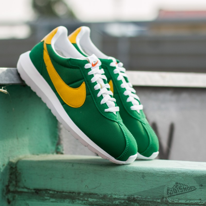 5a0b1fa131d Nike Roshe LD-1000 QS Pine Green/ Speed Yellow- White- Orange | Footshop