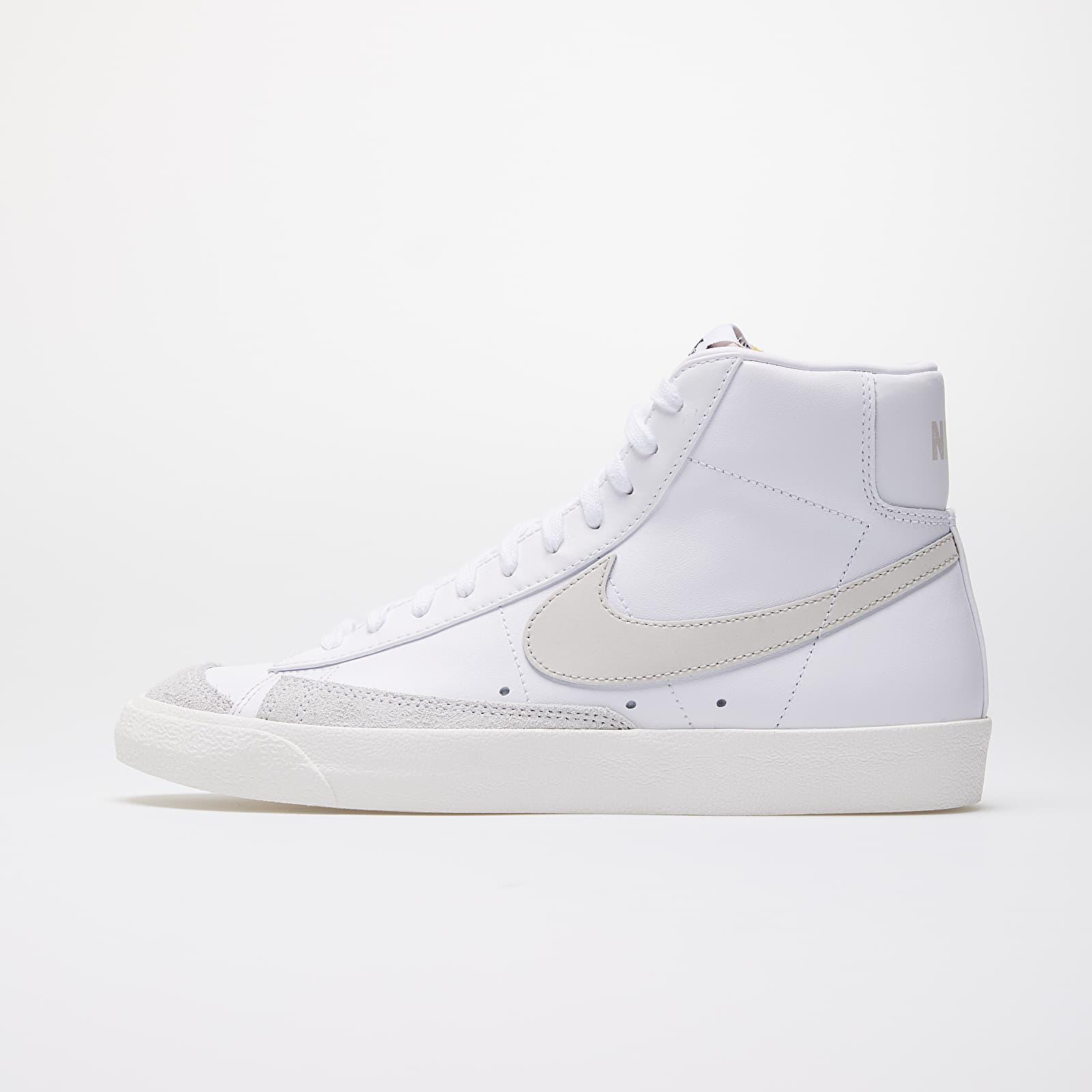 Pánské tenisky a boty Nike Blazer Mid '77 Vintage White/ Light Bone-Sail
