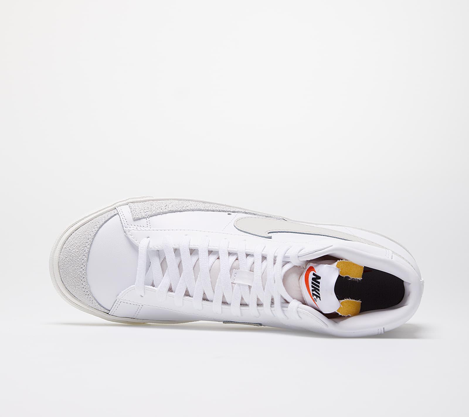 Nike Blazer Mid '77 Vintage White/ Light Bone-Sail