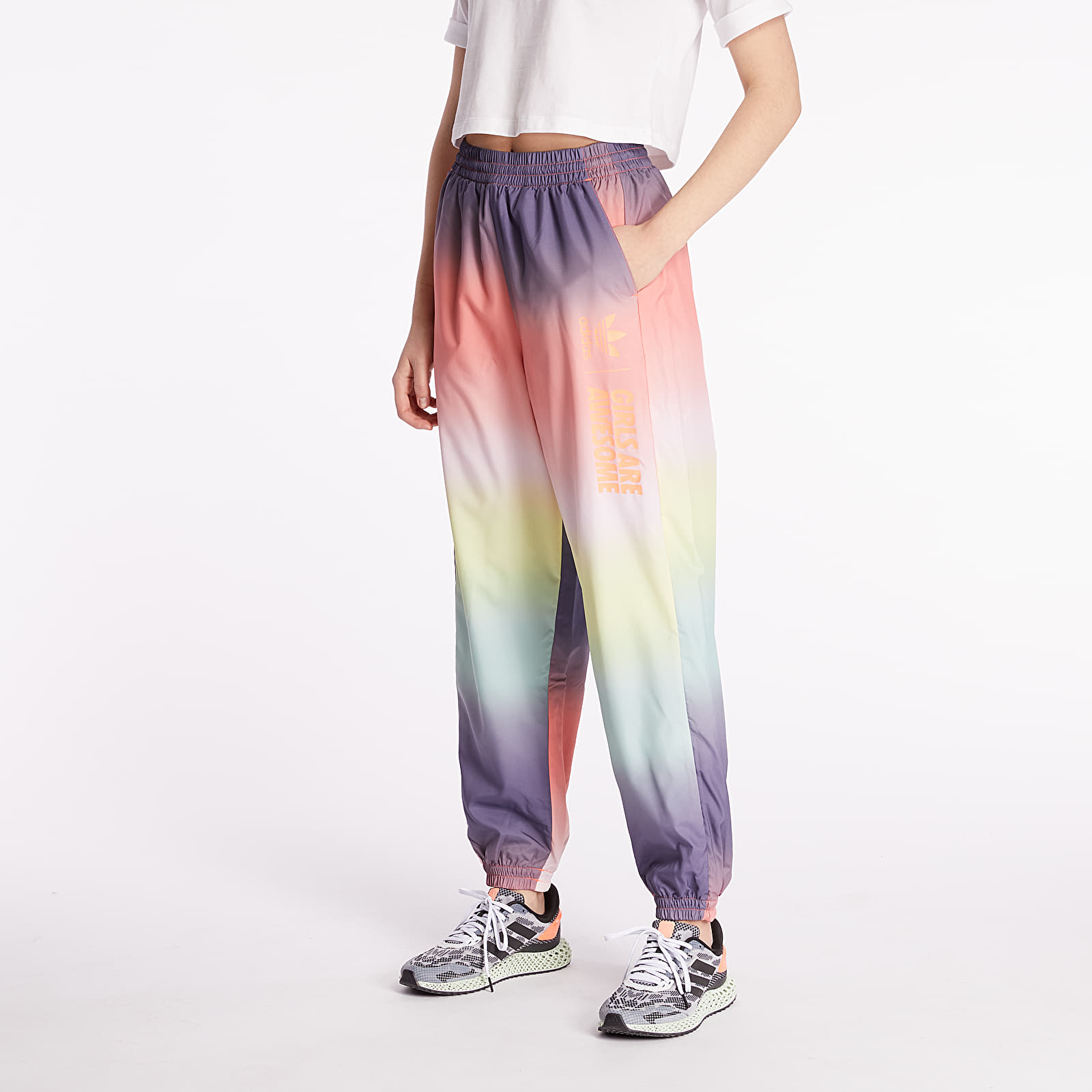 Pants and jeans adidas Track Pants Multicolor