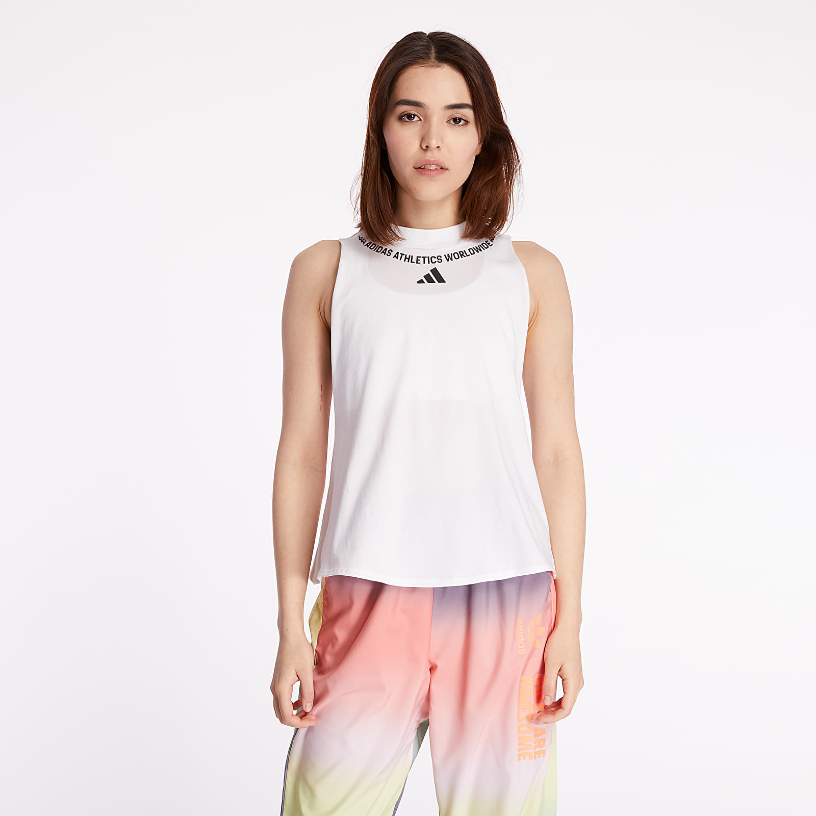 adidas Sleeveless Graphic Tee