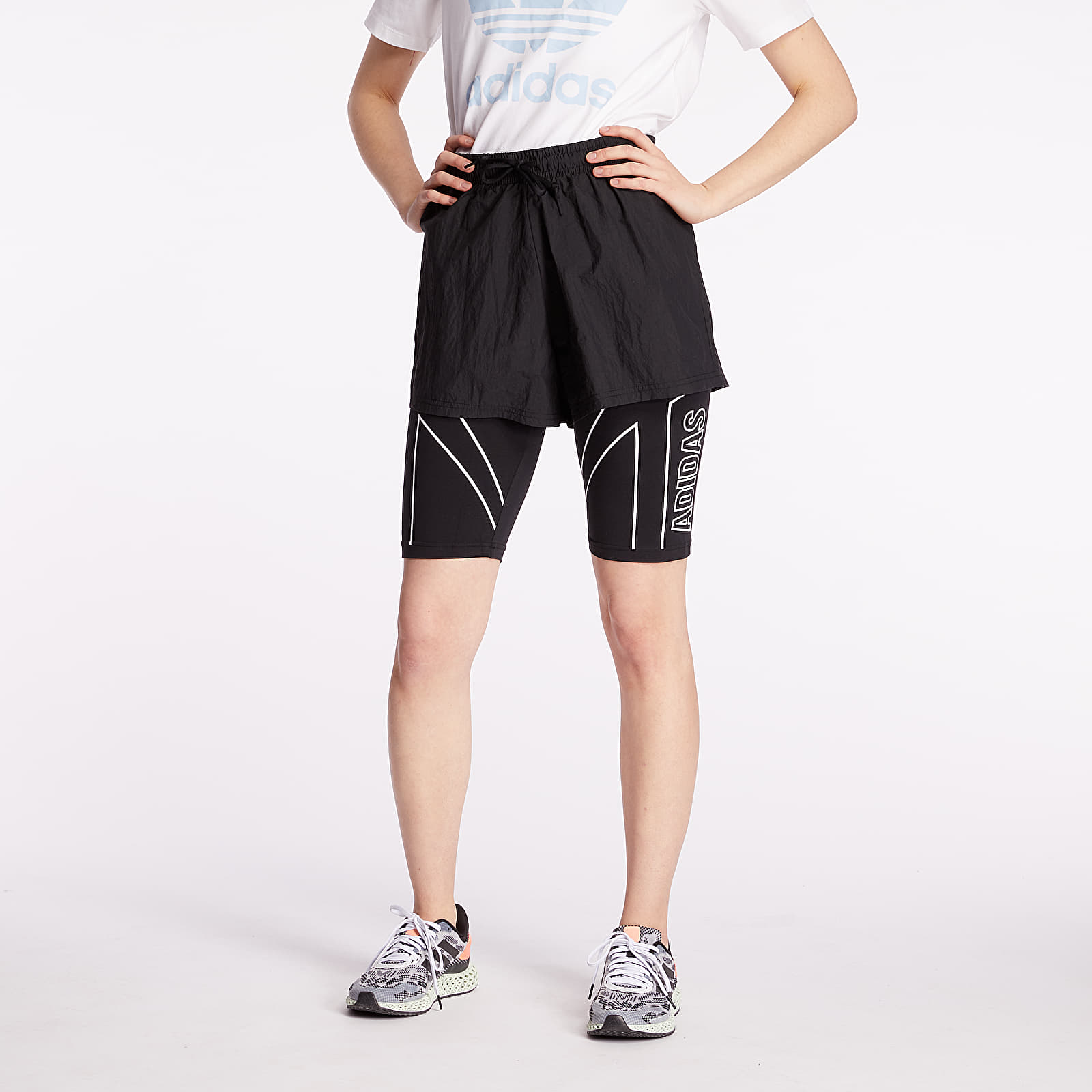 adidas Detachable 2 in 1 Shorts