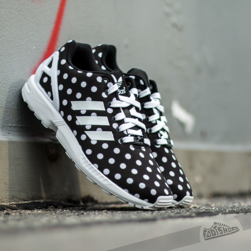 50a3fadefdb adidas ZX Flux W Core Black  Ftw White