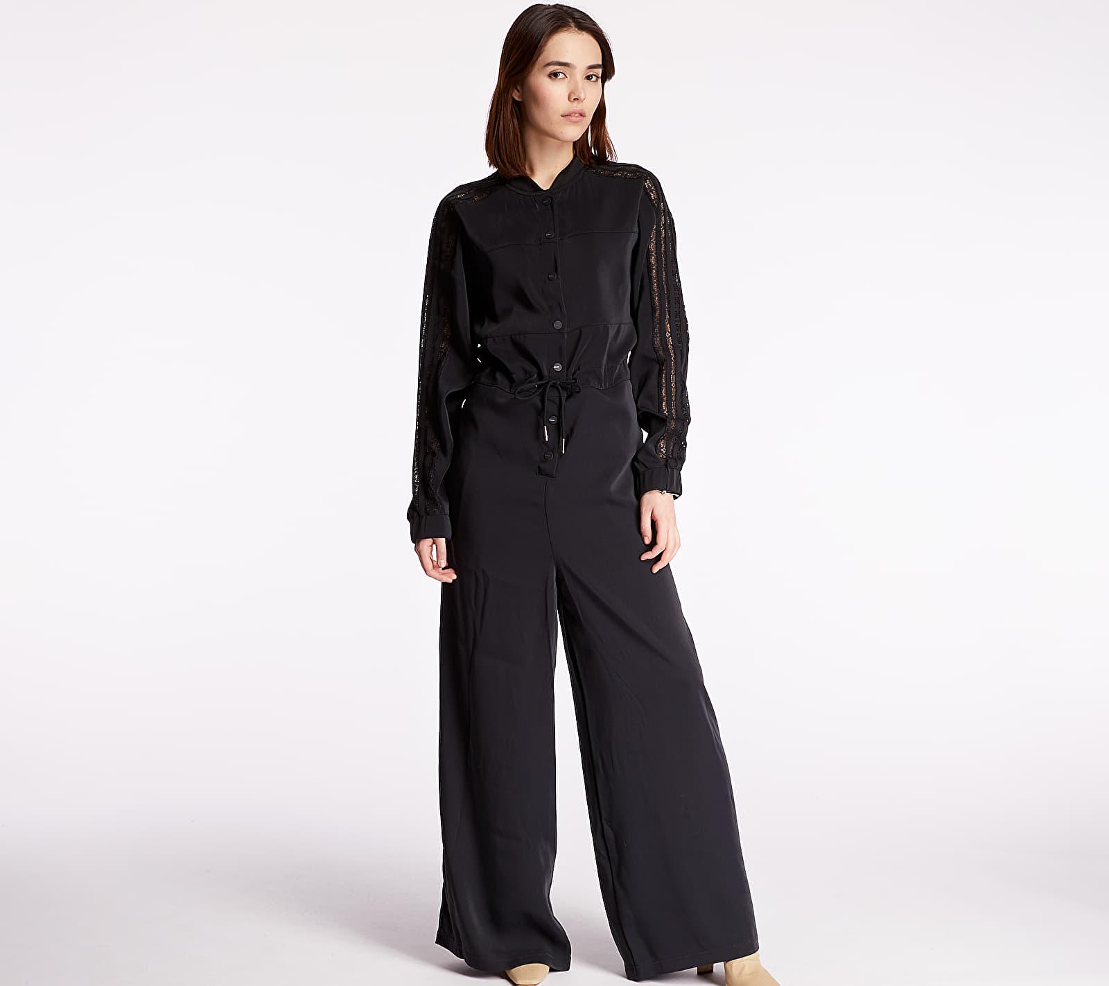 adidas Lace Jumpsuit Black S/36