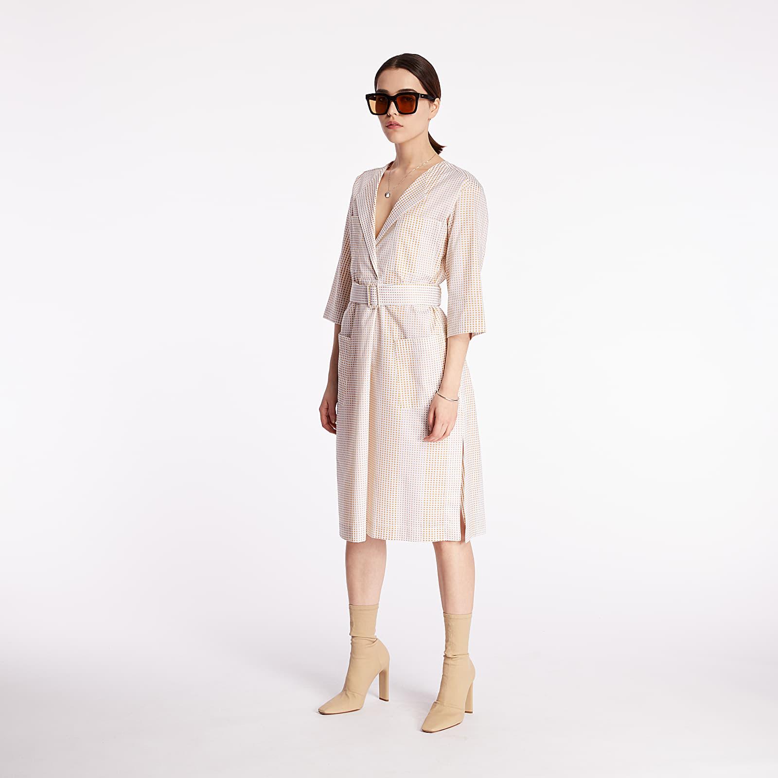 Dress Pietro Filipi Lady's Caftan Dress Beige