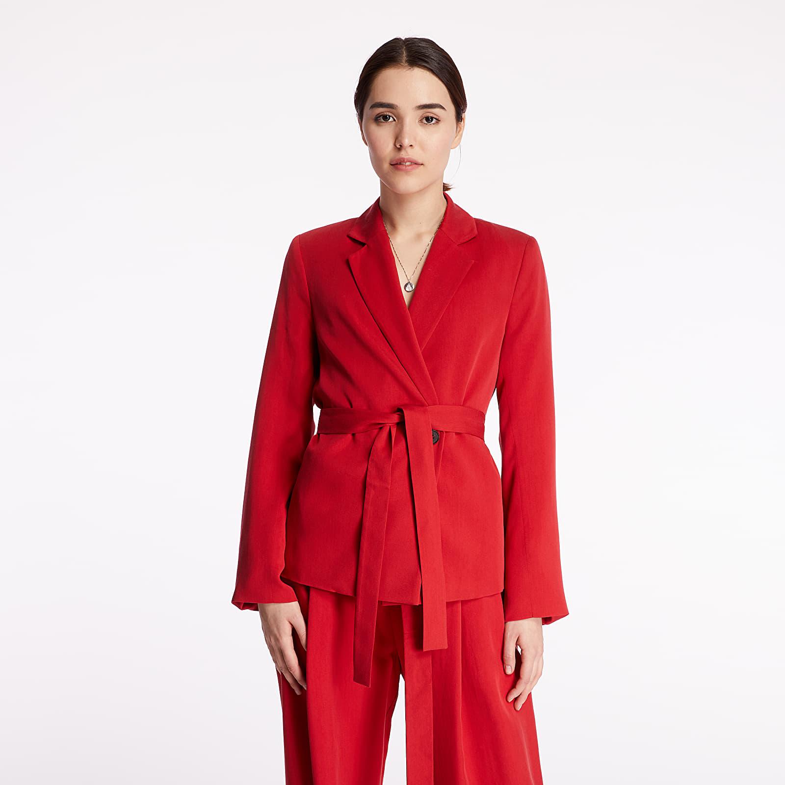 Coats Pietro Filipi Lady's Jacket Bright Red
