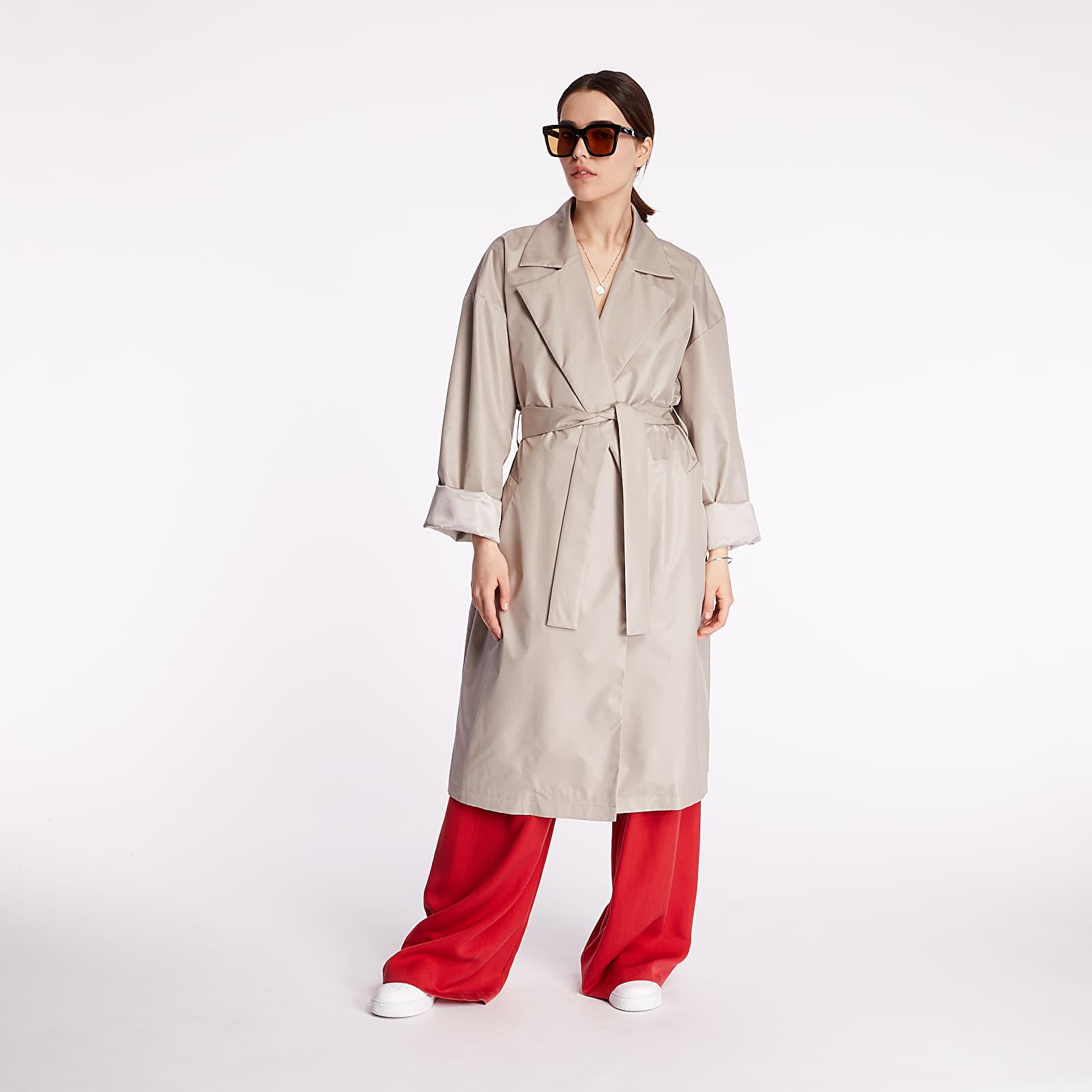 Coats Pietro Filipi Lady's Spring Coat Beige