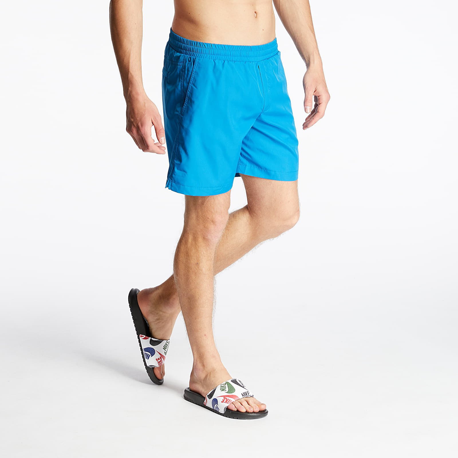 Shorts WOOD WOOD Roy Swim Shorts Bright Blue