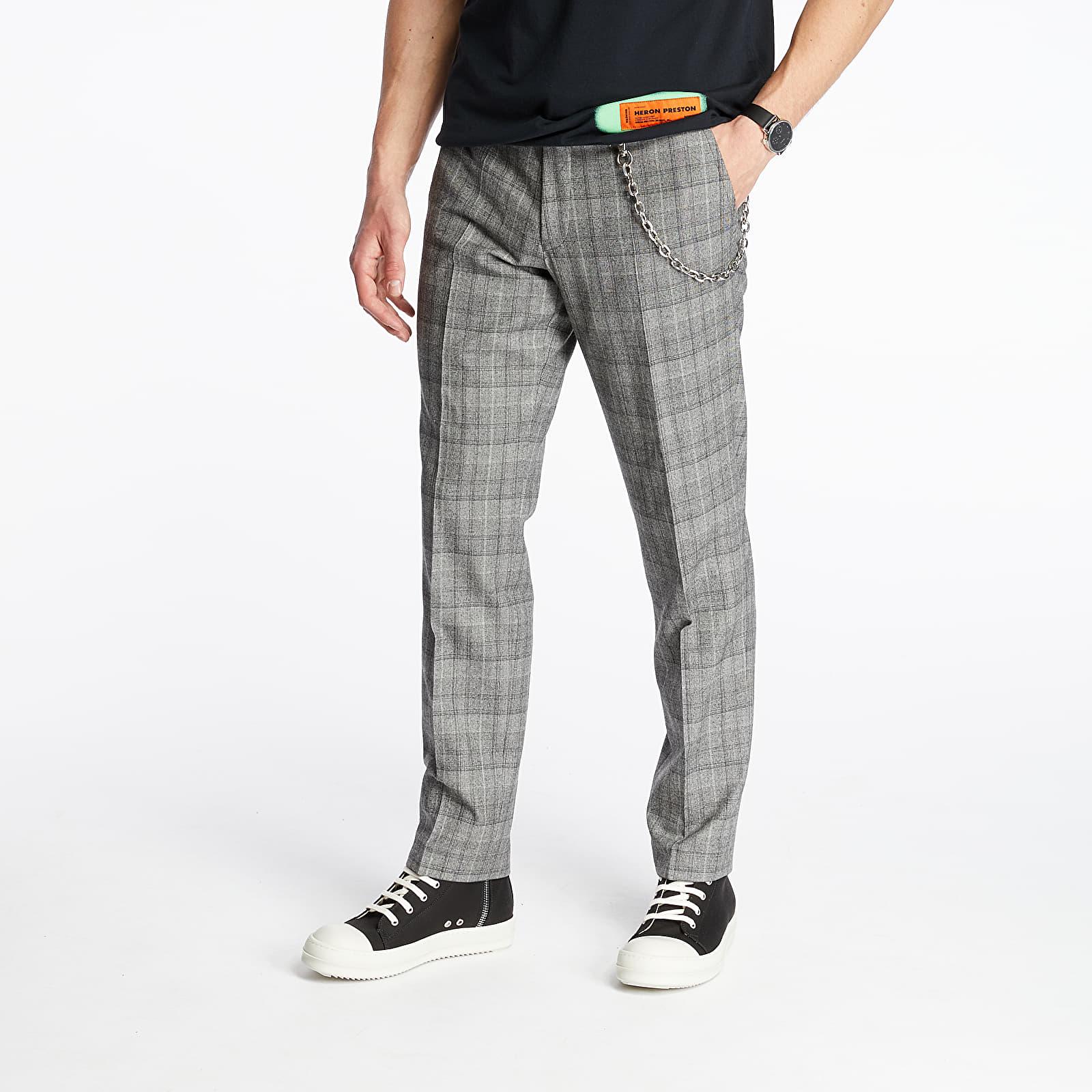 Pants and jeans Pietro Filipi Men's Suit Pants Grey