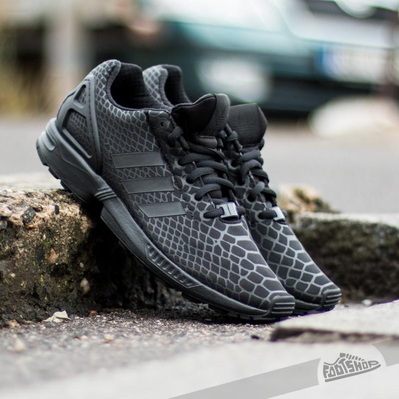 5fe8aff746b8 adidas ZX Flux Techfit Core Black  Core Black