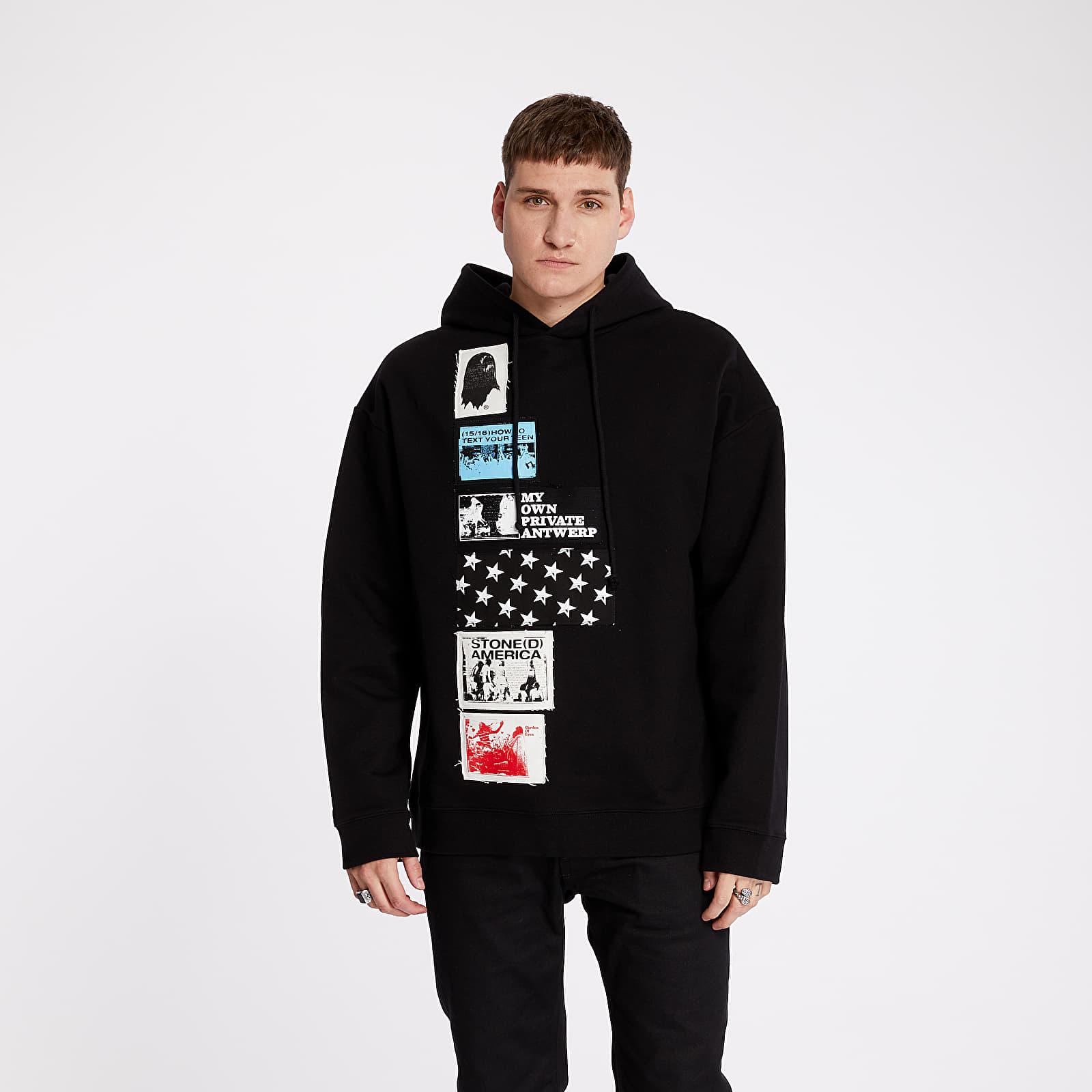 Sweatshirts RAF SIMONS Hoodie Black