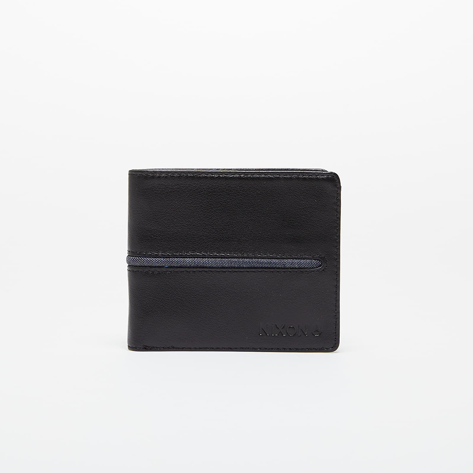 Nixon Coastal Showdown Bi-Fold Zip Wallet